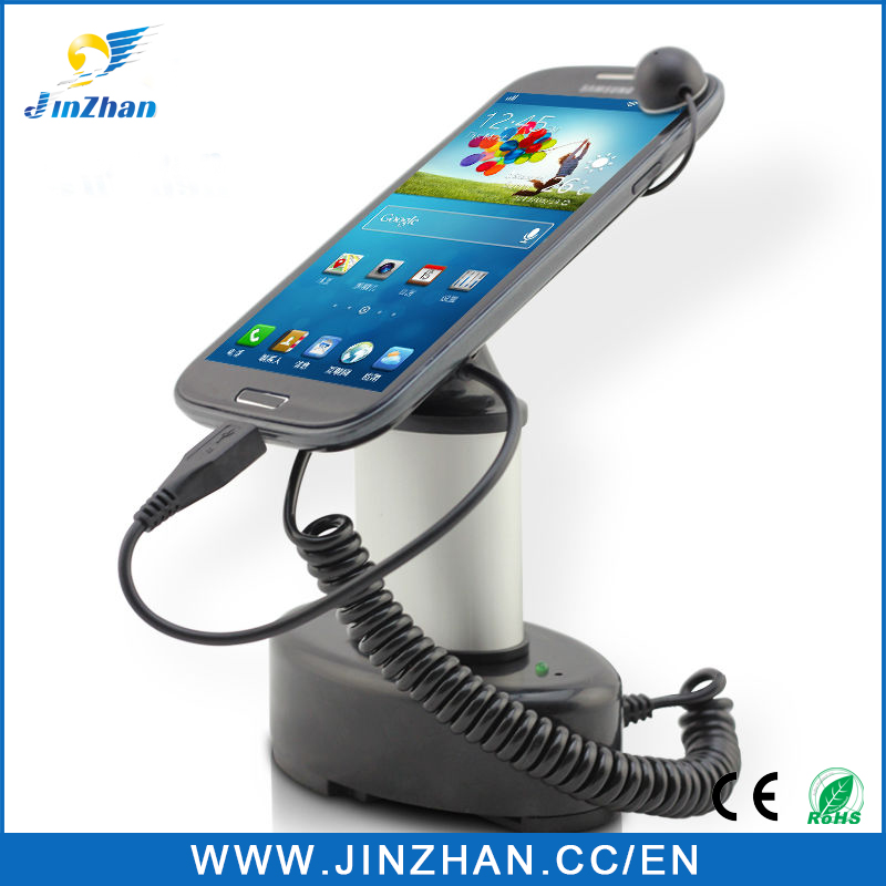 funny phone holder anti-theft ring display mobile stands securty