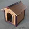 High quality New Design Outdoor PS Wooden Dog House