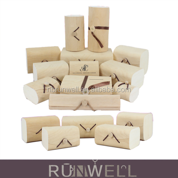 Online shopping new products nature birch bark cylindrical tea wooden packaging <strong>box</strong>