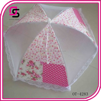plastic mesh polyester food tent cover mosquito net food cover