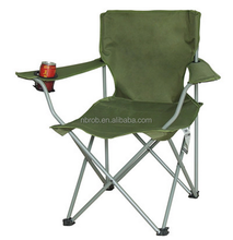 Outdoor folding fishing chair for relax chair with adjustable legs