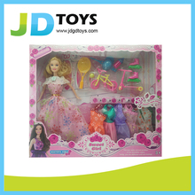 Barbie doll DIY doll toys girl's gift playmate education toy