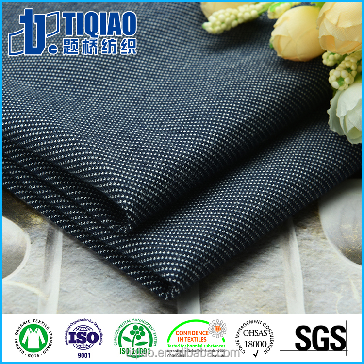 100% cotton knit denim fabric for mans/woman/children's jeans fabric