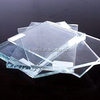Clear Float Tempered Safety Glass for Cabinet