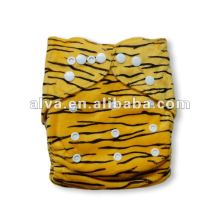 Natural Bamboo Fiber Cloth Diaper