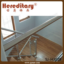stainless steel cable railing hardware for staircase