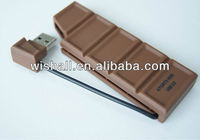 hot gift usb 2.0 hub with chocolate shape