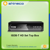 2015 Made IN China ISDB-T HD STB,ISDB-T Satellite Receiver,ISDB-T TV Decoder.ISDB-T Set Top Box