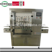 Factory Machines Small Dose Glass Cleaner Packing Machine in Bottles