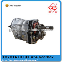 HILUX 4*4 manual automotive Transmission for Petrol Engine
