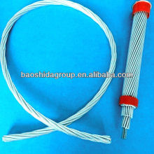 Overhead AL conductor electrical cable