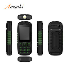 New Products ! Hot ! SC6531 GSM850/900/1800/1900 Big Battery 1500mAh Dual Sim 2.4 Inch Low Price Rugged Phone