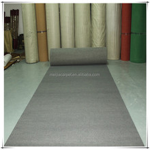 good quality velour carpet prices for office/home/fair/exhibition