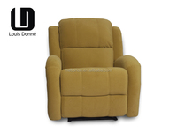 Wonderful!~swivel recliner chair with mechanism,detachable headrest for recliner chair office chair,luxury recliner chair sofa