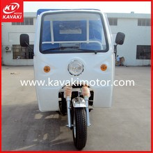 Passenger Tricycle with Semi Cabin/Cargo Tricycle made in China factory direct for sale