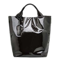 Promotion women leather handbag from China factory