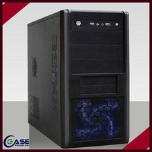 deluxe color atx gaming pc case/wonderful case box