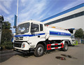 Airport use sprinkling water tanker truck for sale