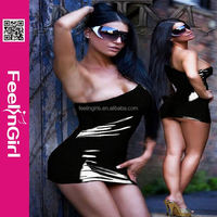 high quality fashion tight moneybookers sexy latex body suit