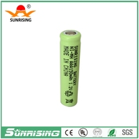 1.2v Flat top Nimh AAA 150mah rechargeable battery