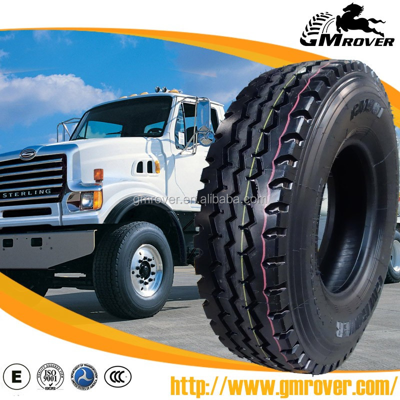 2016 new arrival GM ROVER brand all position GM901 295/80r22.5 tyre