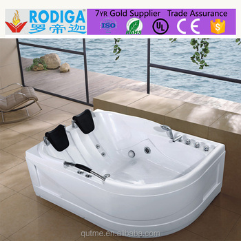Autme 029 2 Person Indoor Hot Tub With Jet Surf Bathtub Inserts Japanese Tub