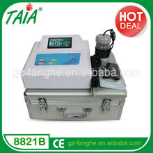 model H8821B-1 with infrared waistband detox foot spa machine