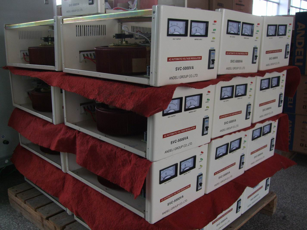2015 New Product SVC(Three Phase )Automatic Voltage Stabilizer Price