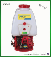 QF-767 Hot Sales knapsack power sprayers 20L 25L