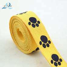 Fashion design custom printing logo garment use webbing