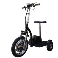 500w 3 wheel zappy electric scooter 2016 new hot sale1500w closed electric passenger flatbed trike 3 wheel motorcycle scooter