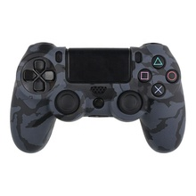 Game Pad Soft Silicone Cover Skin Case For Sony PS4 <strong>Playstation</strong> 4