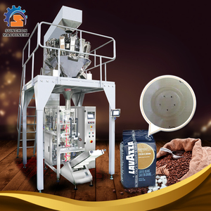 SGS CE Quality Good Automatic Roasted Coffee Bean Bulk Bag Packing Machine Packaging Machine