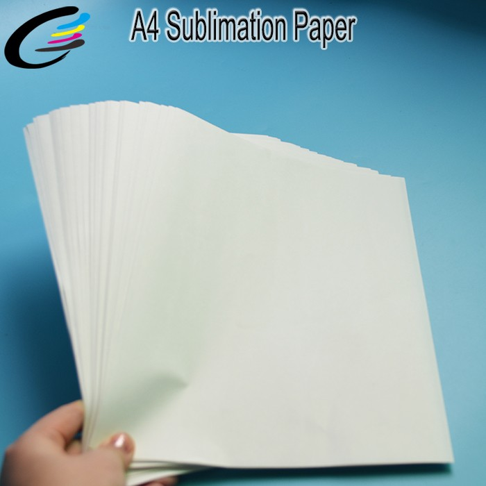 Wholesale Paper For Inkjet Printer Sublimation Paper A4 T-Shirt Transfers