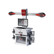 cheapest car wheel alignment and electronic wheel balancing machine