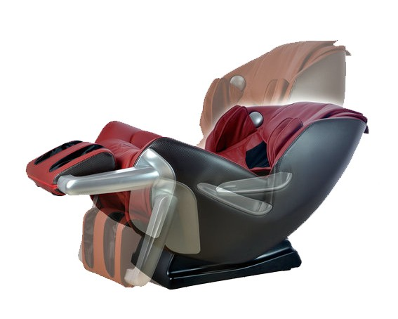 New innovative Blue tooth Zero Gravity S/L Shaped Track Chair Massager DLK-S002