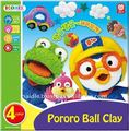 Pororo ball clay 4 color