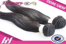 Christmas the latest offer wholesale 100% natural Silky Straight wave brazilian virgin remy human hair