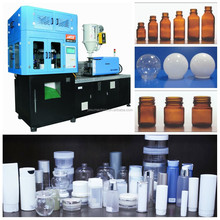 Plastic PET PP PC Tritan bottle injection blow molding machine