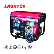 Small Portable Diesel Marine Generator 7kW Single Phase
