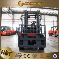 china forklift truck HELI CPCD30 four wheel drive forklifts