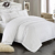 King Size Embroidery Polyester Cotton Luxury Hotel Bedding Set