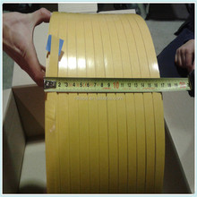 Waterproof and Heat-resistance 3m adhesive double sided PE foam tape for Auto and glass