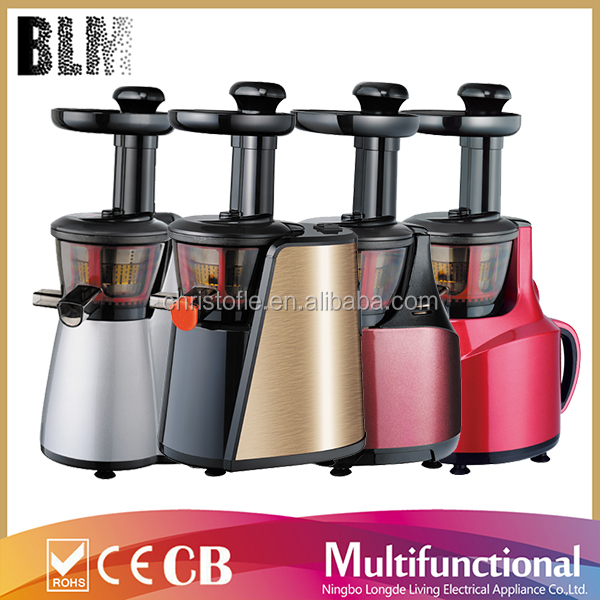 Hot sales complete in specifications great quality digital controll slow juicer extractor