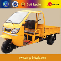 China Manufacture 3-Wheeled Motorcycle/Cabin Cargo Tricycle