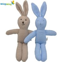 High quality plush rabbit toys plush bunny plush toys