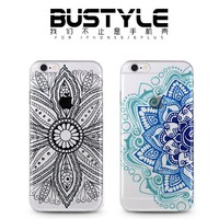 Top selling products! The latest 3D paisley patterns for iPhone 5s 6 plus case with a lot of design you can choose