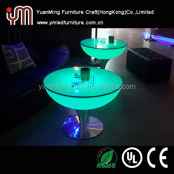 RGB Color Change Acrylic Led <strong>Bar</strong> Table
