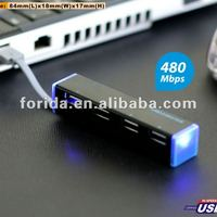 New Design 4 Port USB 2