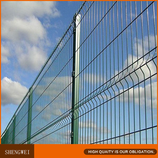Hot dipped galvanized new design cheap plastic coated trellis